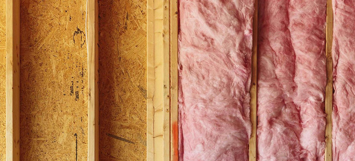 Fibergl Batting Insulation