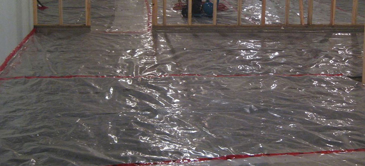 Vapor Barrier Insulation